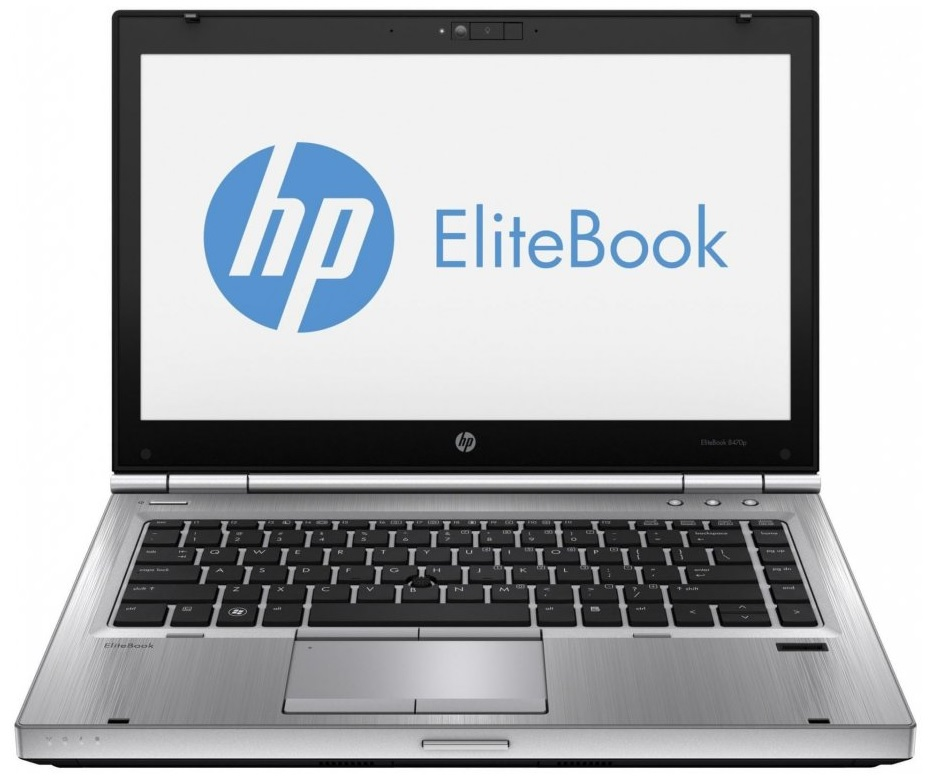 "HP EliteBook 8470p 14"", Intel Core i5-3320M, 4GB, 320GB, DVDRW, Windows 10 Pro"